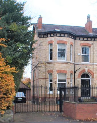 Semi-detached house for sale in Palatine Road, Manchester