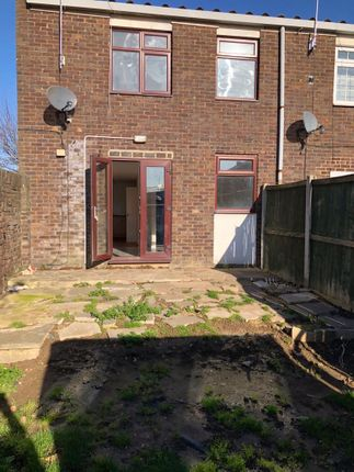 Thumbnail Terraced house for sale in Lucerne Way, Romford