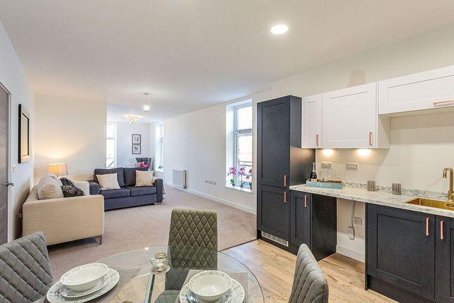 Thumbnail Flat for sale in Apartment 7, River Walk, Garstang, Preston