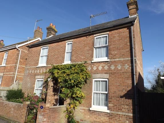 Thumbnail Detached house for sale in Spring Gardens, Parkstone, Poole