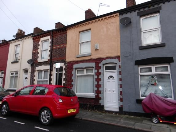 Front of Stockbridge Street, Liverpool, Merseyside L5