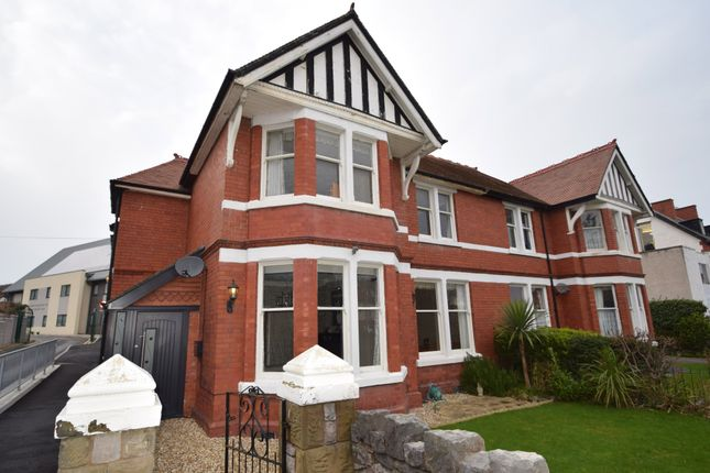Thumbnail Semi-detached house to rent in Kings Road, West End, Colwyn Bay