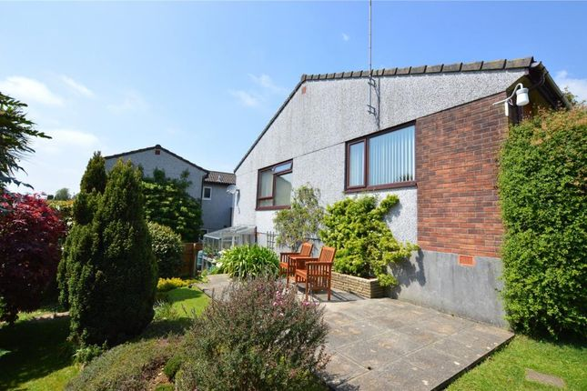 Thumbnail Detached bungalow for sale in Woodgate Road, Liskeard, Cornwall