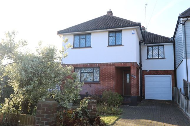 Thumbnail Detached house for sale in Ewan Close, Leigh-On-Sea