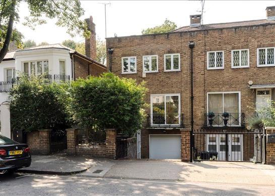 Thumbnail Semi-detached house for sale in Porchester Terrace, London