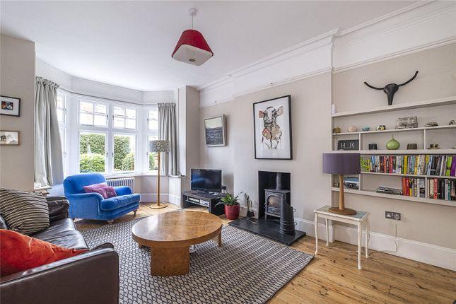 Thumbnail Semi-detached house for sale in Kingsmead Road, London