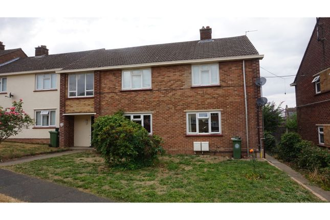 Thumbnail Flat for sale in Parker Way, Halstead