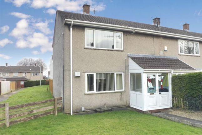Thumbnail Property to rent in Salisbury Court, Greenmeadow, Cwmbran