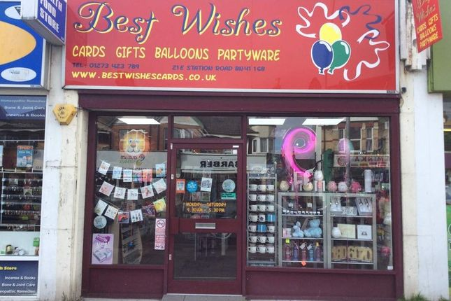 Retail premises for sale in 21E Boundary Road, County: East Sussex