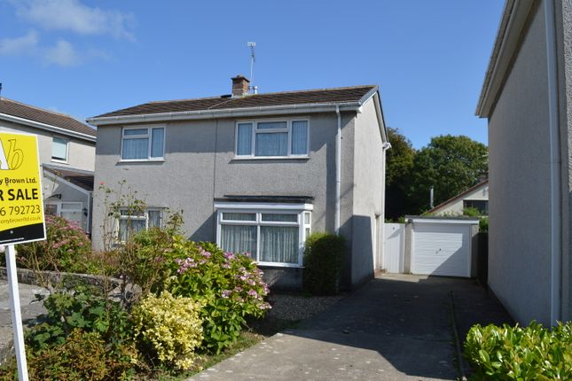 Thumbnail Detached house for sale in Clos Yr Onnen, Llantwit Major