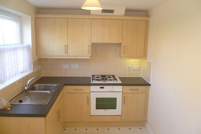 Thumbnail Flat to rent in Great Meadow Way, Aylesbury
