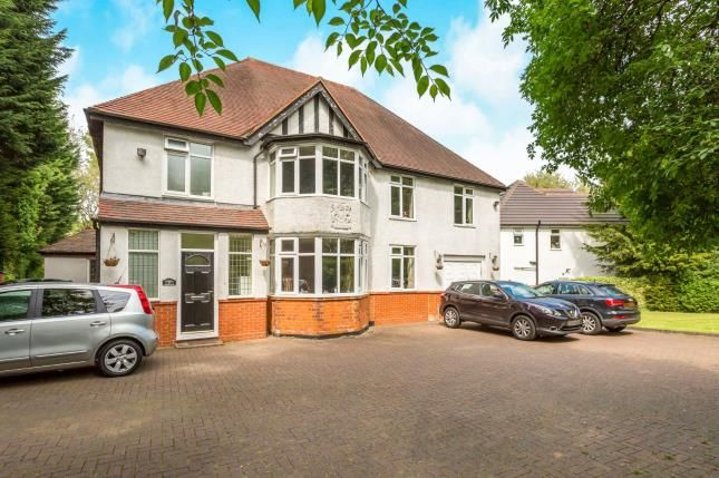 Thumbnail Detached house for sale in Pershore Road, Edgbaston, Birmingham, West Midlands