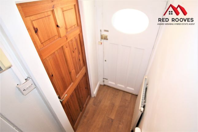 Hallway of Garden Cottages, West Derby L12