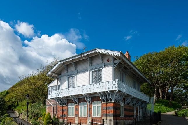 Thumbnail Detached house for sale in Spa Chalet, Scarborough