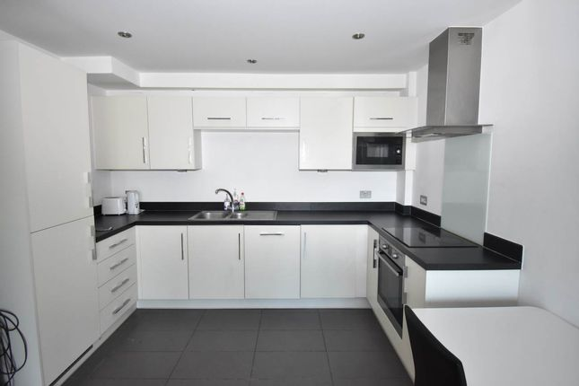 Thumbnail Flat to rent in Baily, Parkway, Newbury