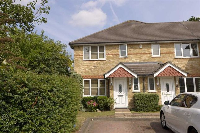 Thumbnail End terrace house for sale in Three Meadows Mews, Harrow, Middlesex