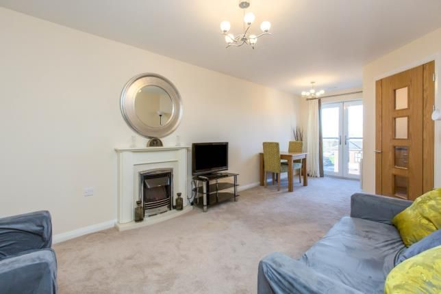 Thumbnail Flat for sale in Latham Court, Middlewich Road, Sandbach, Cheshire