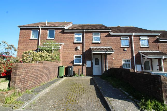 Thumbnail Terraced house for sale in Telford Crescent, Kings Tamerton, Plymouth