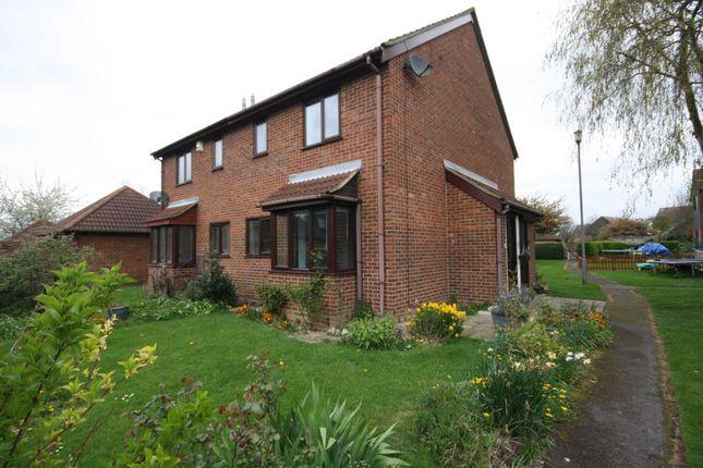 Thumbnail Semi-detached house to rent in Weaverdale, Shoeburyness