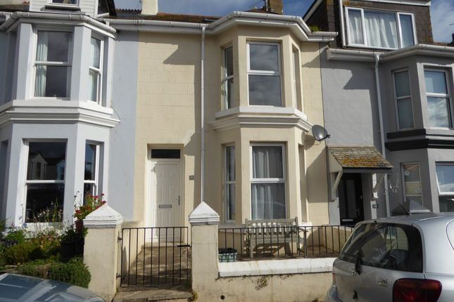 Thumbnail Property to rent in Queens Road, Brixham