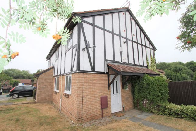 Thumbnail Semi-detached house to rent in Lucerne Close, Chester, Cheshire