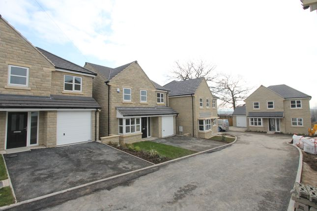 Thumbnail Detached house for sale in Plot 3, Mount Pleasant Close, Bolton-Upon-Dearne