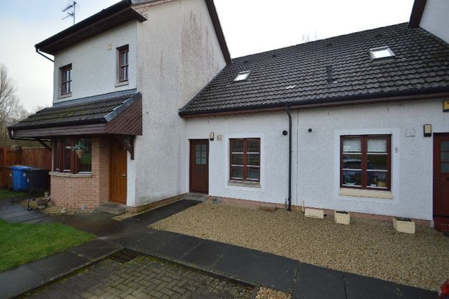 Thumbnail Terraced house for sale in Aberlour Road, Irvine, North Ayrshire