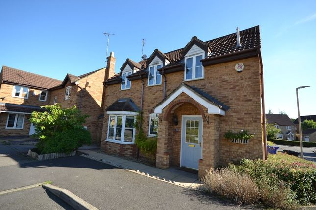 Thumbnail Detached house for sale in Irvine Drive, Towcester