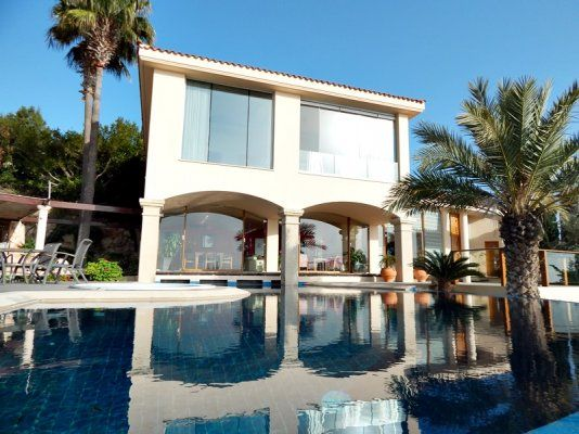 Thumbnail Villa for sale in Kamares, Tala, Paphos, Cyprus