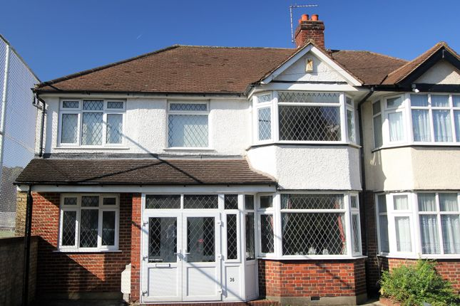 Semi-detached house for sale in Bristow Road, Croydon