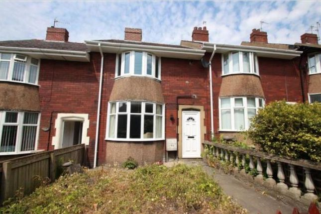 3 bed terraced house to rent in North View, Blackhill, Consett DH8