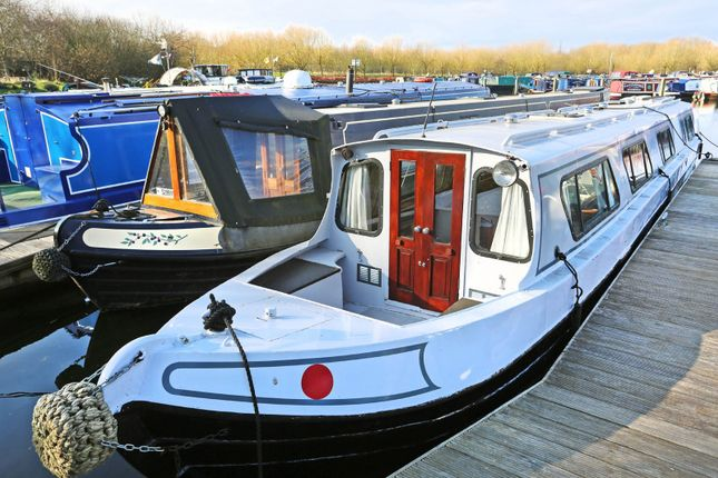Exterior of Packet Boat Marina, Packet Boat Lane, Uxbridge UB8