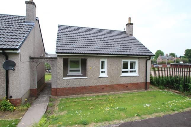 Thumbnail Bungalow for sale in Dungourney Drive, Greenock, Inverclyde