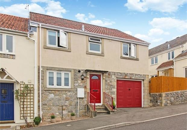 Thumbnail Semi-detached house for sale in School Close, Banwell, North Somerset.