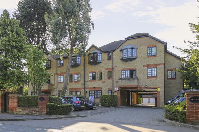 Thumbnail Flat for sale in Royal Court, Queen Annes Gardens, Enfield