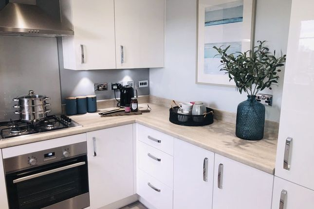 Thumbnail Semi-detached house to rent in Lockwood Way, Peterborough