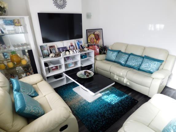 Lounge of Burghley Road, Millfield, Peterborough, Cambridgeshire PE1