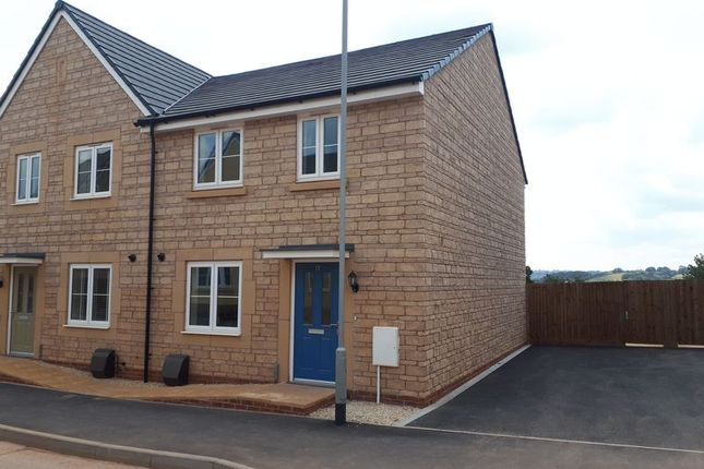 Thumbnail Semi-detached house for sale in Monger Lane, Midsomer Norton, Radstock