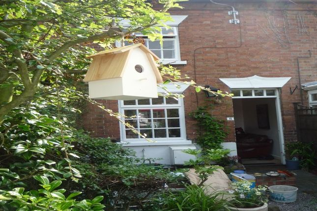 Thumbnail Terraced house to rent in Station Terrace, Radcliffe-On-Trent, Nottingham