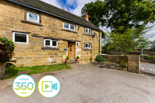 3 bed barn conversion to rent in Main Street, Badsworth, Pontefract WF9