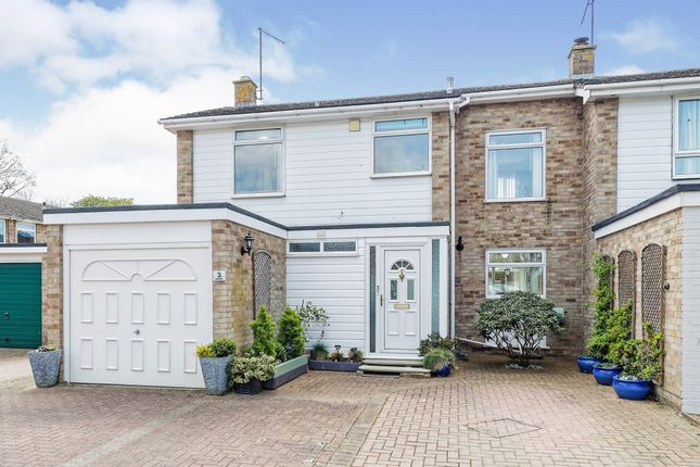 3 bed end terrace house for sale in Curtis Way, West Street, Faversham ME13