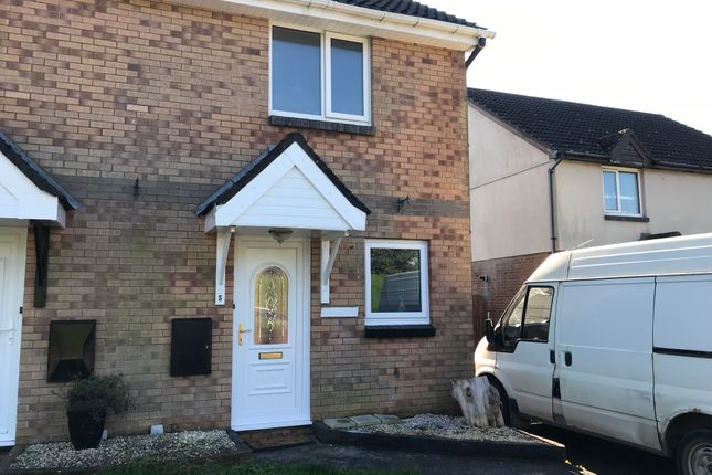 Thumbnail Semi-detached house to rent in Clos Y Cwm, Waterloo Road, Penygroes