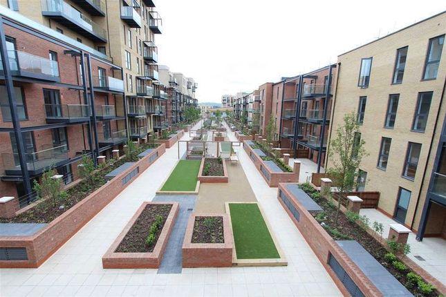 Thumbnail Flat to rent in Hallington Court, Brannigan Way, Edgware, Middlesex