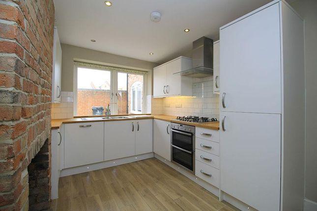 Thumbnail Mews house to rent in Parish Mews, Loughborough