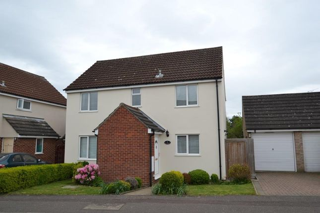 Thumbnail Detached house for sale in Mellor Chase, Lexden, Colchester