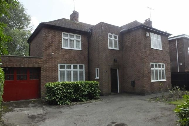 Thumbnail Detached house to rent in Rolleston Road, Burton On Trent, Staffs