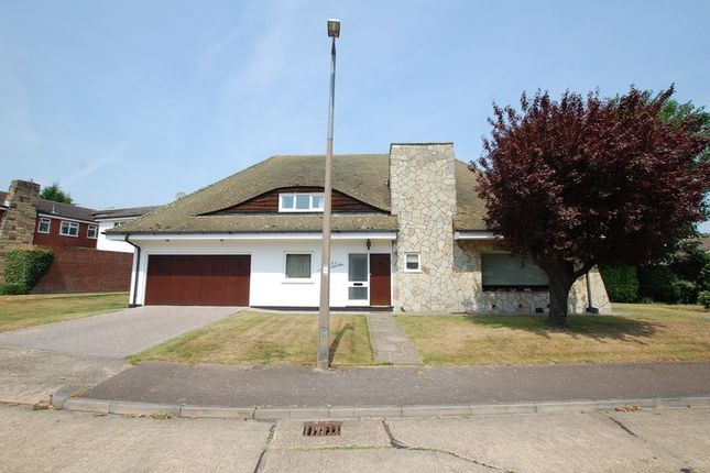 Thumbnail Detached house for sale in Herga Hyll, Orsett, Grays