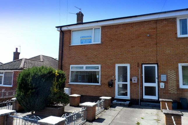 Thumbnail Flat for sale in Westbourne Road, Knott End On Sea