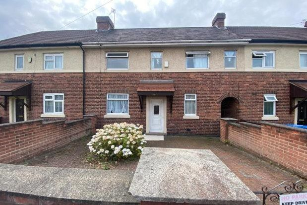 2 bed property to rent in Blackmore Street, Derby DE23