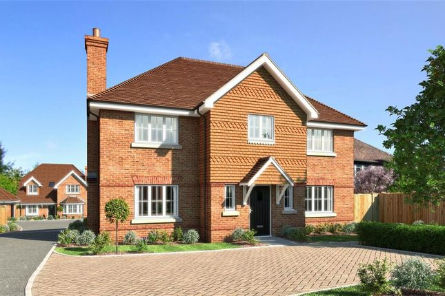 Thumbnail Detached house for sale in Hammerwood Road, Ashurst Wood, West Sussex